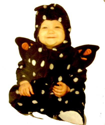 Baby Butterfly Soft Hooded Pajama with Wings