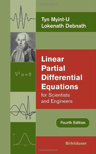 Linear Partial Differential Equations for Scientists and...