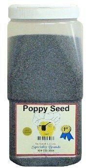 Poppy Seed - 6.25 Lb. Jar