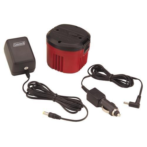 Coleman CPX 6 Rechargeable Power Cartridge,Red (Coleman Powerpack compare prices)