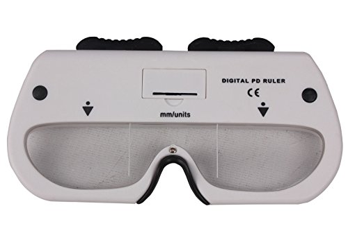 Gadgetworkz Optical Ophthalmic Digital Pd Meter Pupilometer Test Ruler
