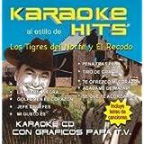 Los Tigres Del Norte Banda El Recodo-Karaoke Hits