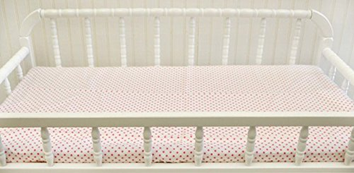 New Arrivals Changing Pad Cover, Ragamuffin in Pink
