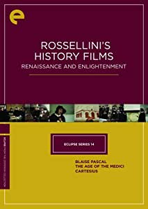 Criterion Collection: Rossellini's History Films [Import USA Zone 1]