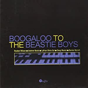 Boogaloo to the Beastie Boys