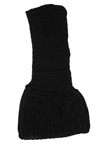 Antony Morato maglione con cappuccio da uomo in blu/nero/grigio Black Taglia unica