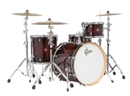 gretsch-catalina-maple-4-piece-drum-kit-with-free-hardware-dark-cherryburst