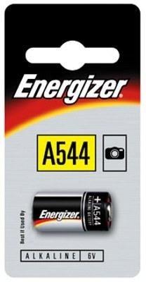 1 boite de 10 Piles Energizer Alcaline A544 Bulk
