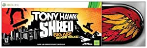 Tony Hawk: Shred Bundle -Xbox 360