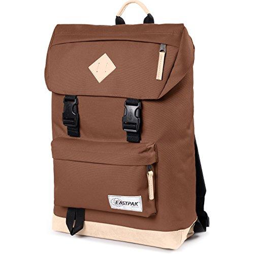 Eastpak Rowlo zaino per computer portatile into brown 24L