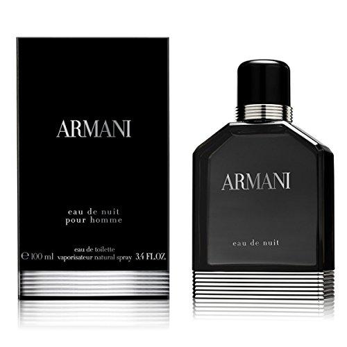 Armani Eau De Nuit Eau de toilette spray 100 ml uomo - 100 ml