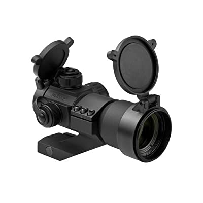 NcStar Tactical Red/Green/Blue Dot Sight with Cantilever Weaver Mount from Sportsman Supply Inc.