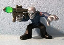 G.I. Joe The Rise of Cobra Combat Heroes Single Pack Destro