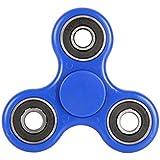 Pepperonz Hand Spinner Fidget Spinner Toys(Dark Blue)