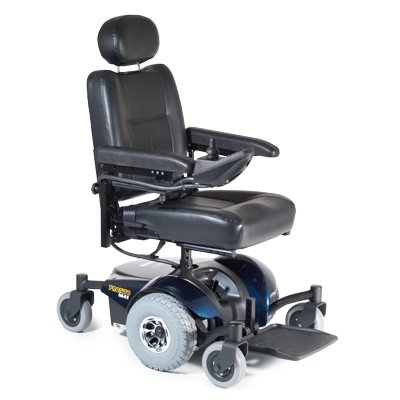 Invacare Corporation M41Sr16R Pronto M41 Power Wheelchair - Office Style Seat