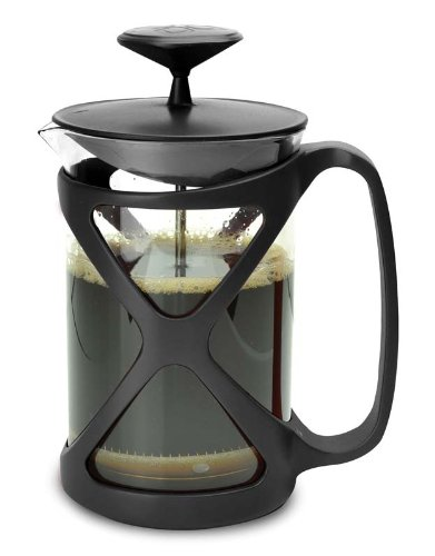 New Primula Tempo Coffee Press 6 Cup - Black
