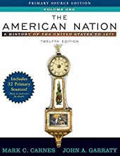 VangoNotes for The American Nation, 12/e  by Mark C. Carnes, John A. Garraty Narrated by Brett Barry, Alyson Silverman