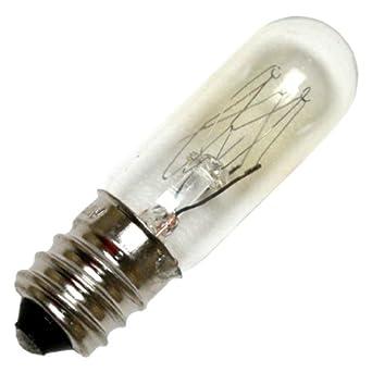 eiko 16017 15t4c 130v 15 watt t4 tubular incandescent. Black Bedroom Furniture Sets. Home Design Ideas