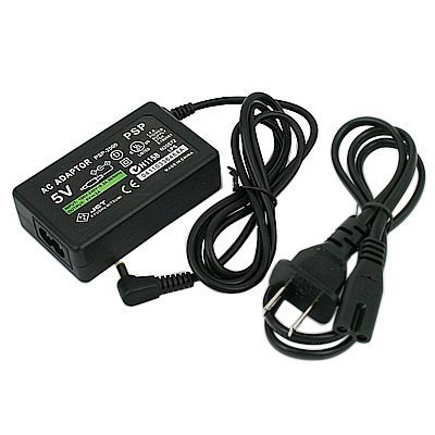 Power Outlet AC Adapter Charger For Sony PSP