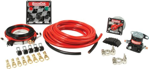 QuickCar Racing Products 50-231 Race Car Wiring Kit (Race Car Harness compare prices)