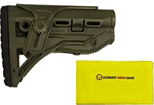 Fab Defense Mako OD Olive Drab Green GL-Shock CP GLShockCP has Internal Shock... by FAB DEFENSE-MAKO