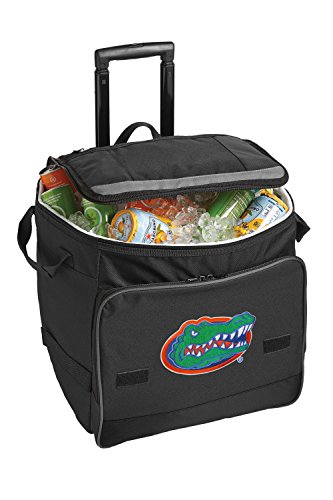 Florida Gators Rolling Cooler University Of Florida -Ncaa Insulated Wheeled Bag front-986433