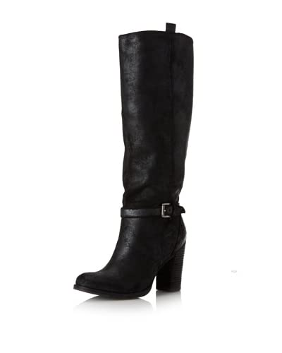 Belle by Sigerson Morrison Women's Hayley Knee-High Boot  - Nero