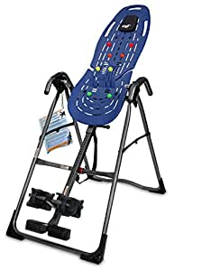 Teeter EP-560 Ltd Inversion Table with Back Pain Relief Kit