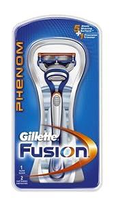 Gillette Fusion Phenom Razor Manual