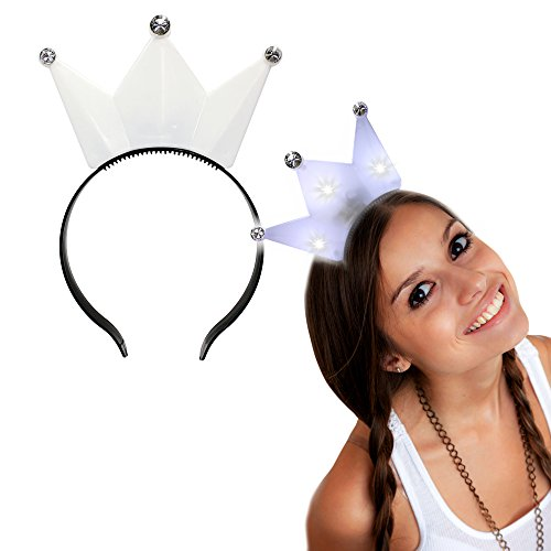Windy City Novelties LED Crown Headband