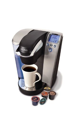 NEW Single Cup Coffee Maker Brewing System w Removable 60 oz. Water Reservoir
