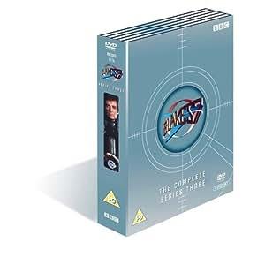 Blakes 7 - Series Three - 5-DVD Box Set ( Blakes Seven ) ( Blakes Seven - Entire Series 3 ) [ NON-USA FORMAT, PAL, Reg.2.4 Import - United Kingdom ]