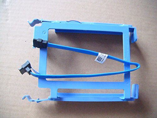 For Dell PowerEdge T110 T410 Dimension E310 3100 9150 9200 5150 5100 E510 Optiplex GX520 GX620 Optiplex 960 320 330 360 210L Optiplex 740 745 755 760 J844K YJ221 Hard Drive bay Caddy Bracket Very new