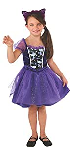 Rubies Purple Light-up Kitty Costume