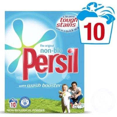 Persil Non Bio Powder 10 wash - 853290 - packaging may vary