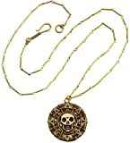 Pirates of the Caribbean Elizabeth Swann Necklace Replica