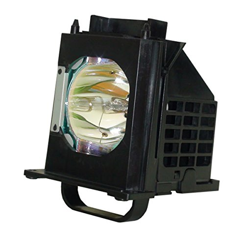 AuraBeam Economy Mitsubishi WD-65735 Television Replacement Lamp with Housing (Mitsubishi 65735 compare prices)