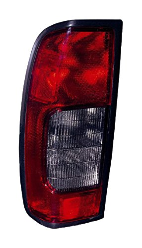 Depo 315-1927L-UF-RS Nissan Frontier Driver Side Replacement Taillight Unit (NSF Certified) (Tail Lights For Nissan Frontier compare prices)