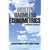 Mostly Harmless Econometrics: An Empiricist's Companion ~ J�rn-Steffen Pischke