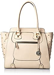 London Fog Dylan Tote, Ivory, One Size