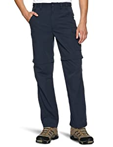 Berghaus Men's Navigator Zip Off Pant - Eclipse, 30 Inch