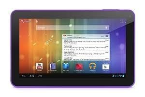 Ematic EGS102PR 10.0-Inch 4GB Genesis Prime XL Multi-Touch Tablet (Purple)