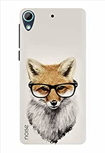 Noise Designer Printed Case / Cover for HTC Desire 626G Plus / Comics & Cartoons / Fox Art