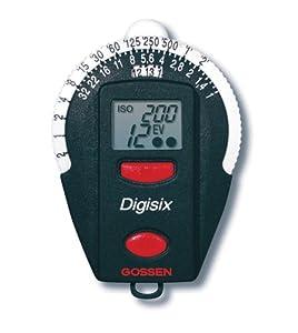 Gossen Digisix GO 4006 Digital / Analog Exposure Meter