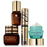 Estée Lauder Beautiful Eyes Advanced Night Repair Set: Advanced Night Repair Eye Synchronized Complex, 15ml (full-size), Advanced Night Repair Synchronized Recovery Complex for Face, 7ml, Sumptuous Extreme Mascara, 2.8ml, DayWear Cream, 7ml