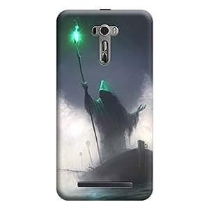 Ebby Premium Printed Mobile Back Case Cover With Full protection For Asus Zenfone 2 Laser ZE601KL (Designer Case)