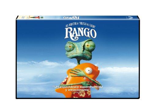 Rango (Ed Horizontal) [DVD]