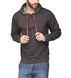 Scott Mens Premium Cotton Pullover Hoodie Sweatshirt - Charcoal - 1.1_ssl4_XXXL