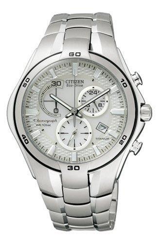CITIZEN (シチズン) 腕時計 ALTERNA オルタナ クロノグラフ Eco-Drive エコ・ドライブ VO10-5995F メンズ