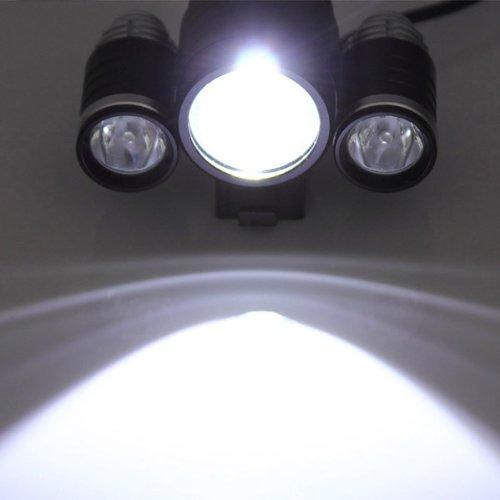 Pellor XML T6x1 XPE R2x2 faro faretti luce luci led lampade illuminazione anteriore per bici     -> Lampade A Led Mtb